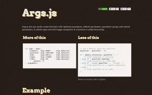 Args-js1
